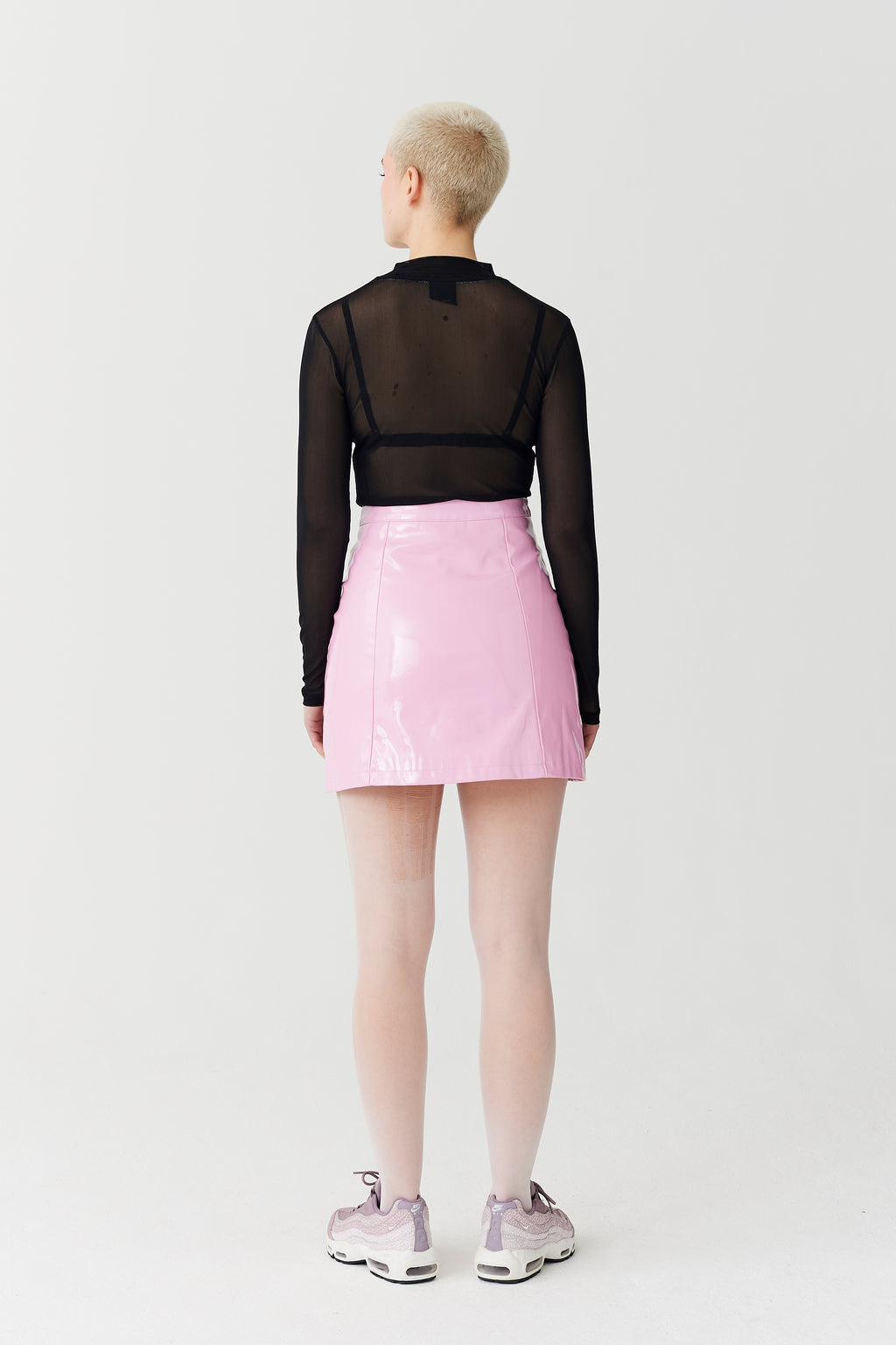 Esther Loves Oaf Vinyl Bunny Skirt