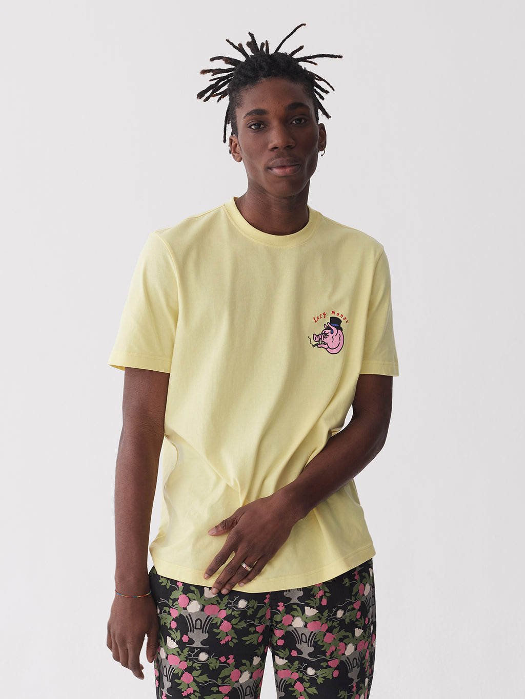 Lazy Oaf Whole Hog T-Shirt