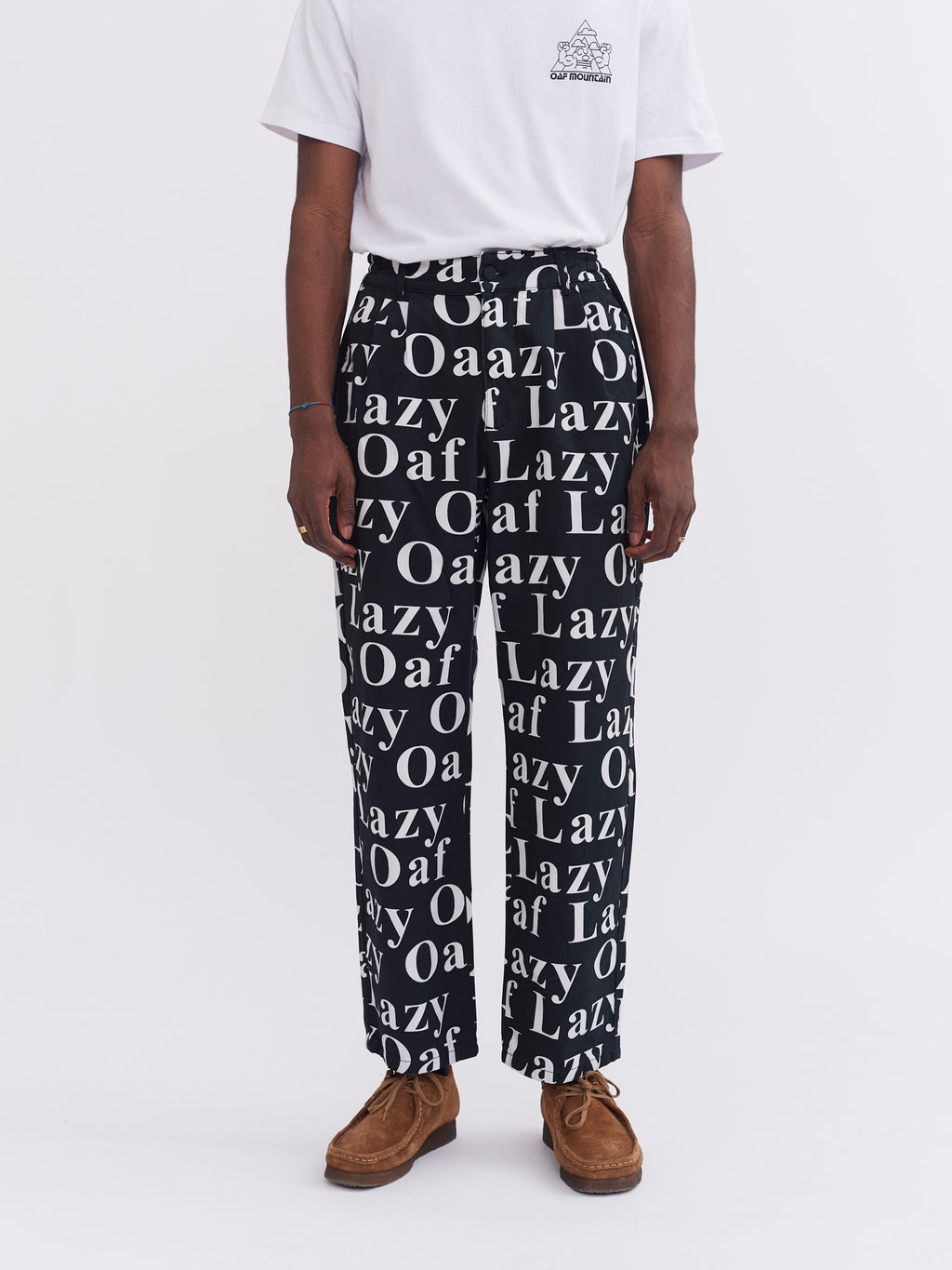 Lazy Oaf Lazy All Over Unisex Pants