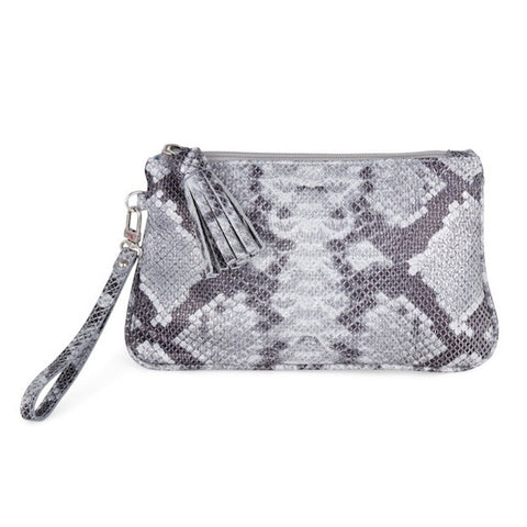 PYTHON Jacqueline Clutch - sale - 50% off rrp.
