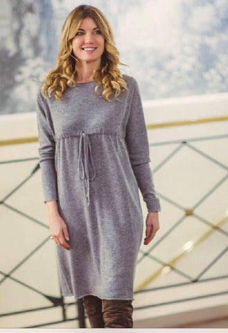 Simonetta Traversi Cashmere Dress SALE - RRP 350.00 now £175.00