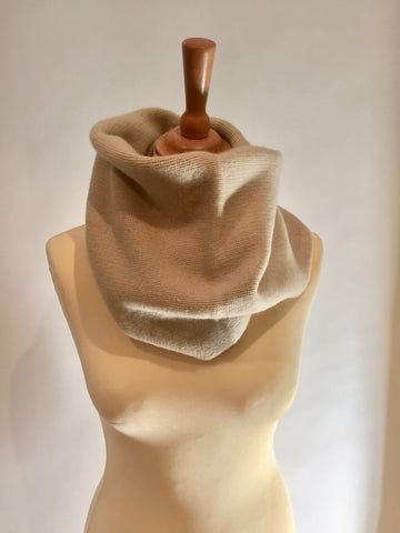 Cocowai Cashmere Snood - RRP. £160.00 now £80.00