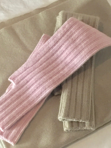 Cocowai Cashmere Wrist Warmers - Long - rrp £120.00 now £60.00