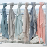 Samantha Holmes Alpaca & Linen travel shawl in Bag - SALE - was £110.00 now £89.00