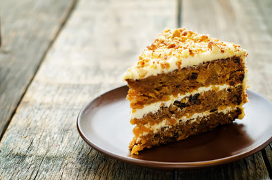 Not your Mother's Carrot Cake