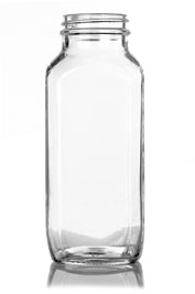 16oz Glass Bottles for Extract Making