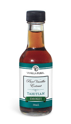 Tahiti Smokey & Sweet Oak Vanilla Bean Extract