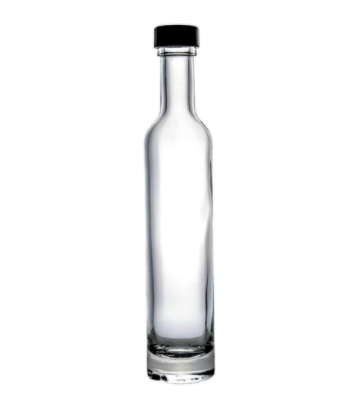 3.4oz Bottle with Twist Top - 12 Pack