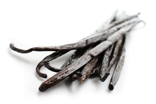 Madagascar Vanilla Beans - Grade A for Vanilla Extract & Baking