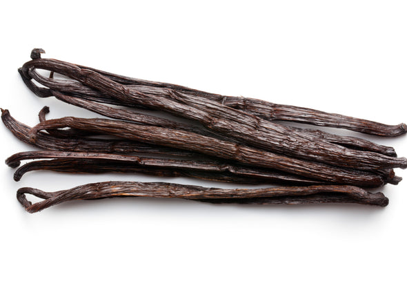 Indonesian Vanilla Beans - Grade B, Best For Vanilla Extract