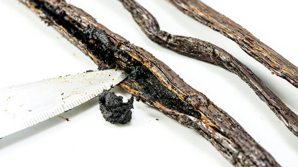 Co-Op Tahiti Vanilla Beans - For Extracts and Baking (Grade A)