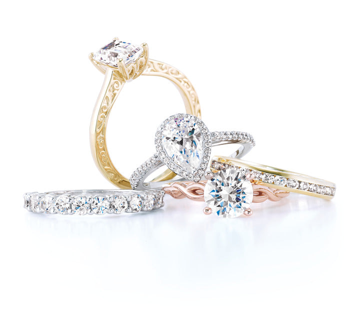 5 Popular Diamond Shapes for Engagement Rings