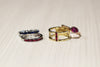 Soha Diamond Co. lab-grown colored gemstone jewelry