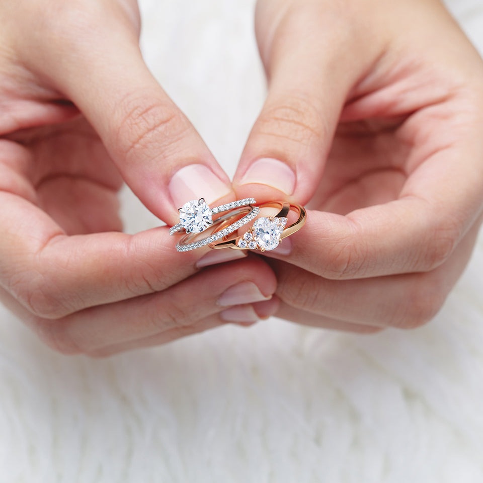 Soha Diamond Co. ethical engagement rings