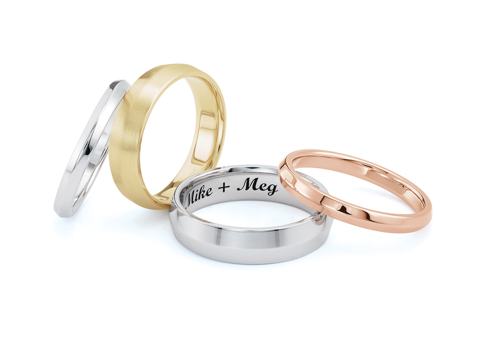 Wedding Band Engraving