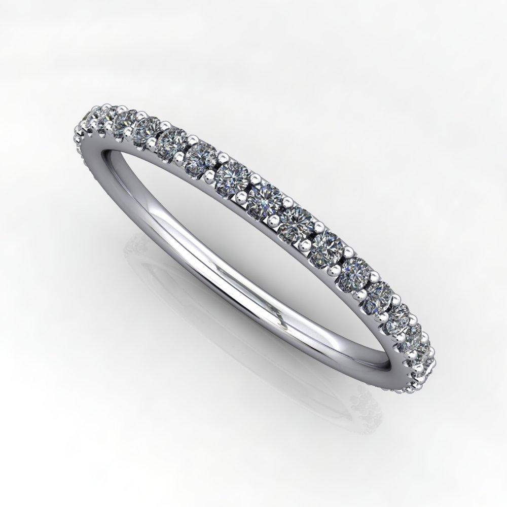 1/3 diamond ctw wedding band soha diamond co.
