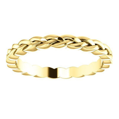 Knotted Woven Band