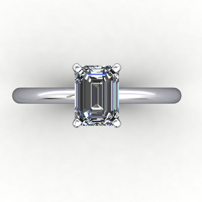 Chloe Solitaire Lab-Grown Diamond Engagement Ring