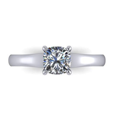Catalina Solitaire Lab-Grown Diamond Engagement Ring