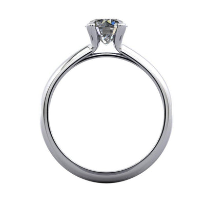 Montreal Solitaire Lab-Grown Diamond Engagement Ring