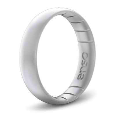 Thin Elements Silicone Ring