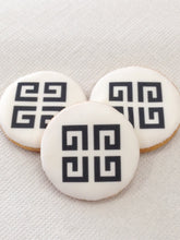 Multi Award Winning Corporate Logo Cookies.  Promo Cookies made in Sydney