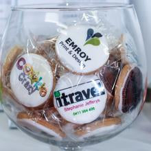 Corporate Logo Cookies - Gluten and Dairy Free