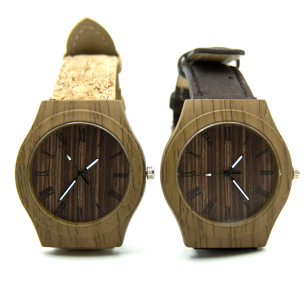"Montre ""The Nature"""