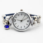 "Montre ""Dark Blue"" - La Mode en Liege"