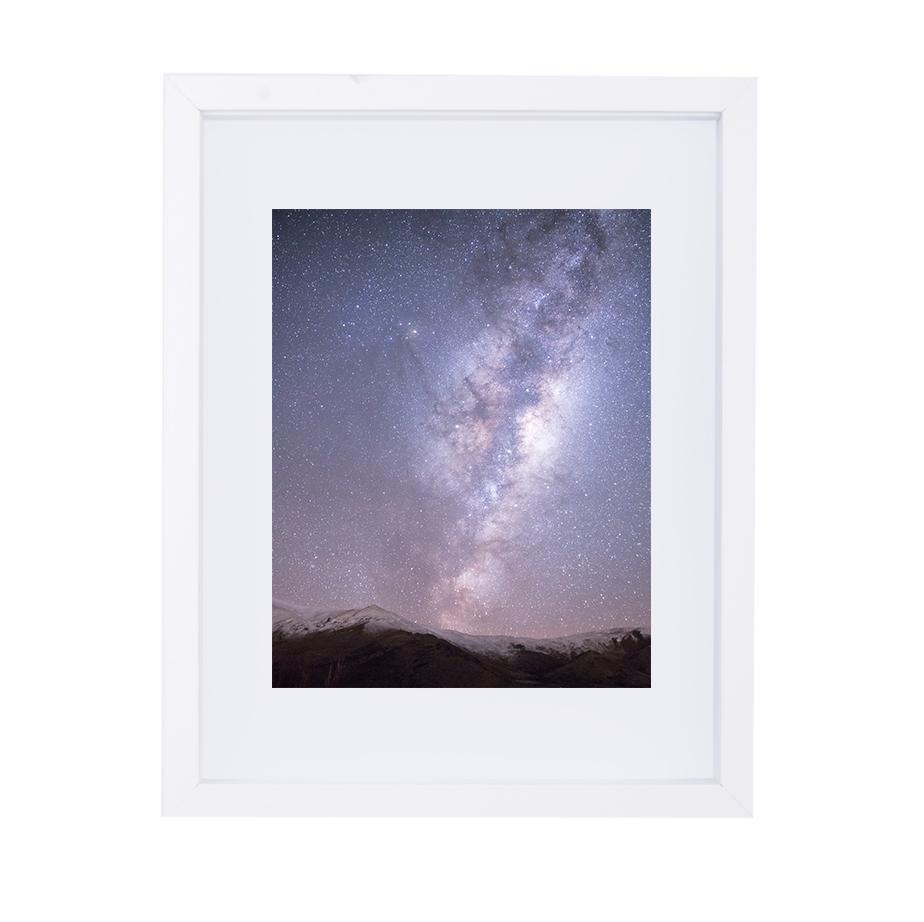 Coastal Collections Co Print 20x30cm / Framed Milky Way Rising Print