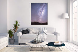 Coastal Collections Co Print 50x75cm / Canvas Milky Way Rising Print