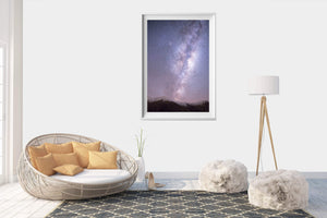 Coastal Collections Co Print Milky Way Rising Print
