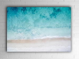 Coastal Collections Co Print Summer Aerial Print