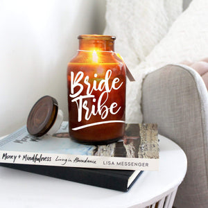 loumirandaaco Candle Bride Tribe Soy Candle