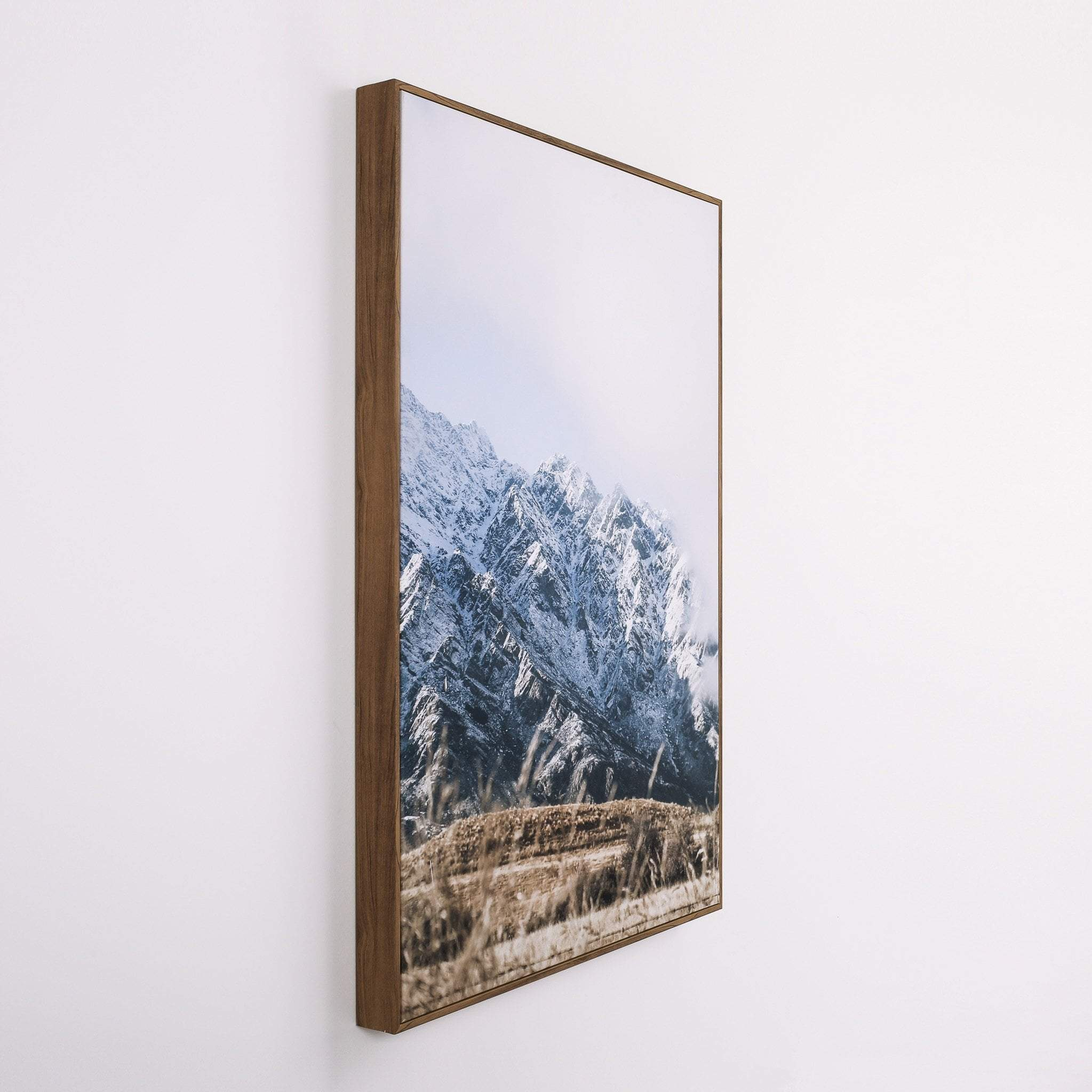 loumirandaaco The Remarkables Framed Canvas