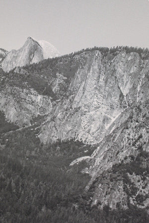 loumirandaaco Yosemite Framed Canvas