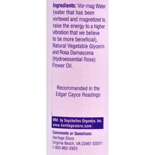 Heritage Products Rosewater and Glycerin - 8 fl oz - MAXMARTZ