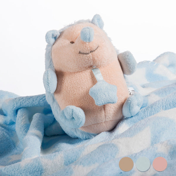 Baby's Blanket with Soft Toy - MAXMARTZ