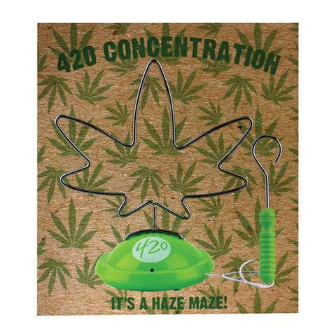 420 Concentration Game - MAXMARTZ