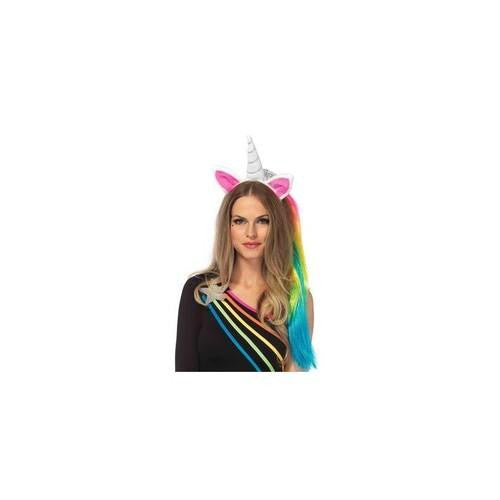 Rainbow Unicorn Headband - MAXMARTZ