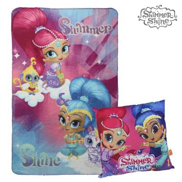 Blanket & Cushion Shimmer and Shine 853 - MAXMARTZ