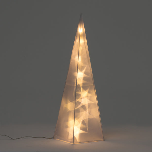 Decorative Pyramid (16 LED lights) - MAXMARTZ