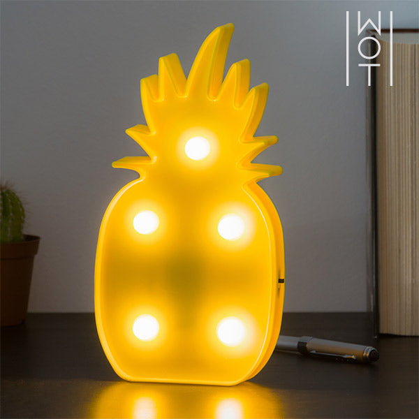 Wagon Trend LED Pineapple Wall Light (5 LED) - MAXMARTZ