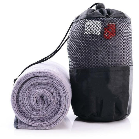 Portable Quick-drying Towel Popular Beauty Microfibre Towel With The Bag Outdoor Sports Yoga Camping Travel Towels | MaxMartz