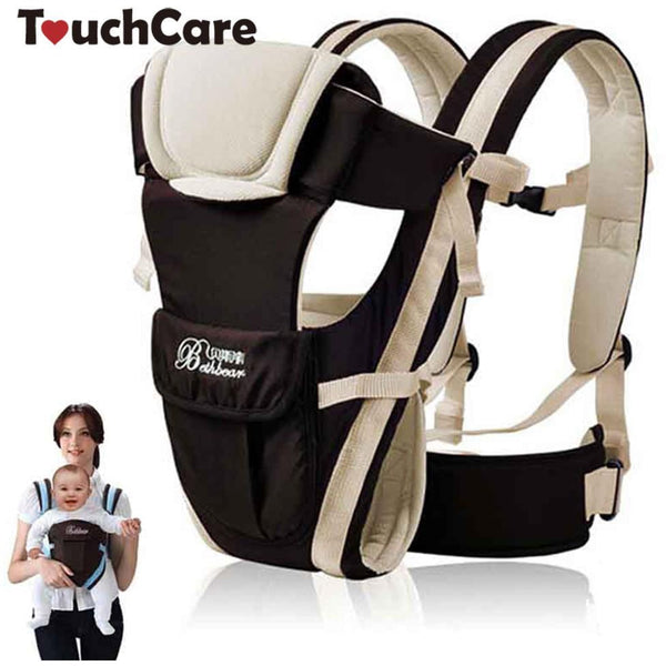Breathable, Adjustable Multifunctional Front-Facing Baby Carrier Newborn - MAXMARTZ