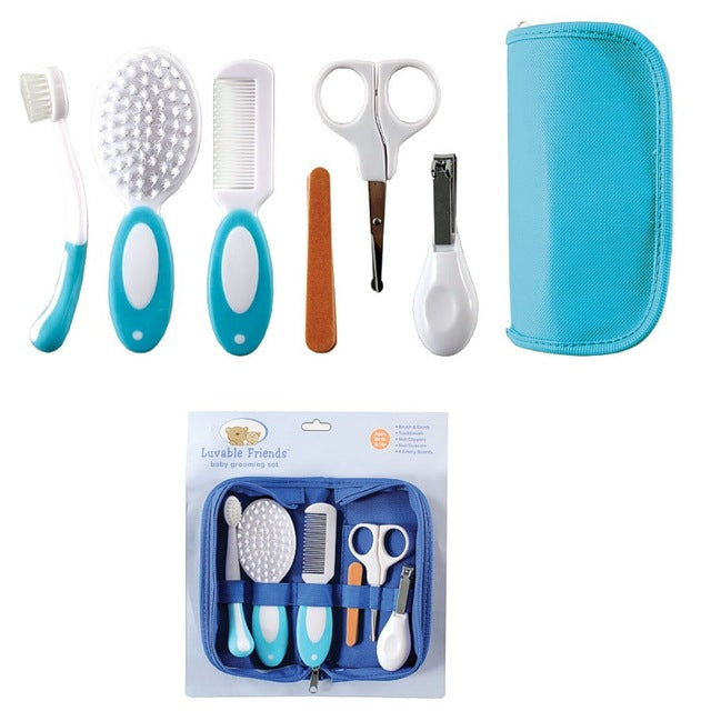 Luvable Friends Baby Grooming Care Manicure Set - MAXMARTZ