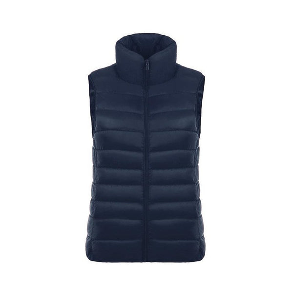 Ultra-Light Packable Vest in Several Colours - Black, White, Blue, Pink, Red - MAXMARTZ