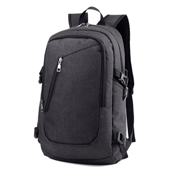 Multifunction USB Charging Laptop Backpacks Teenager Casual Travel Backpack Anti Thief Rucksack Popular - MAXMARTZ
