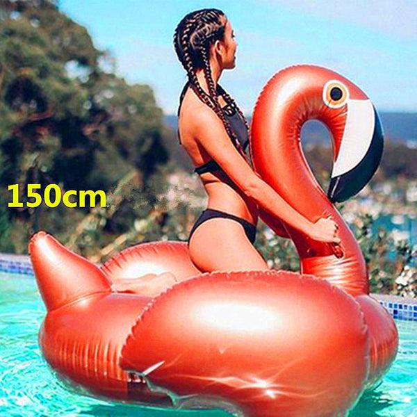 Inflatable Floating Row Swimming Circle - MAXMARTZ