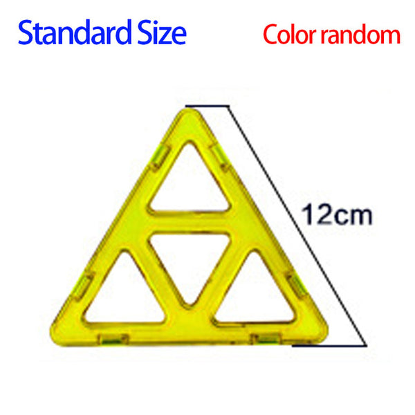 3D DIY Magnetic Designer Building Blocks Accessories Creative Bricks Models Learning Educational Toys For Children Gifts - MaxMartz